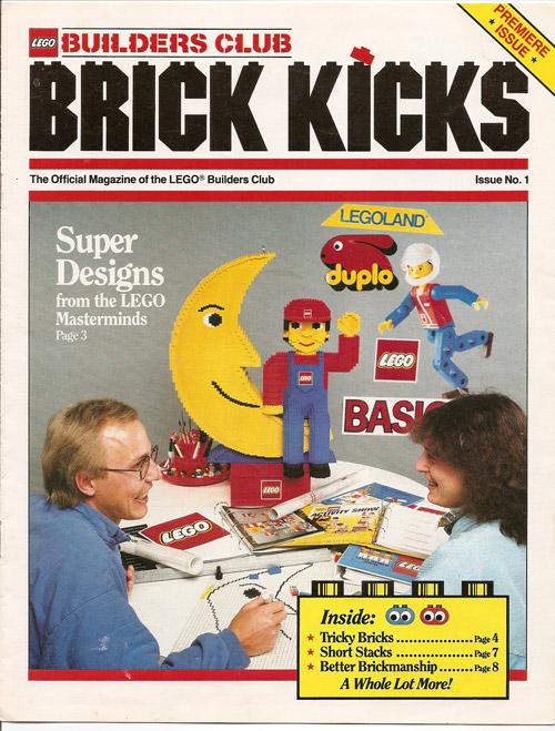 Brick Kicks #1